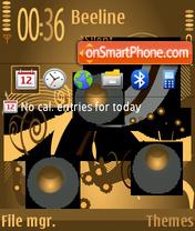 Coffee v1 theme screenshot