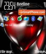 Heart 13 theme screenshot