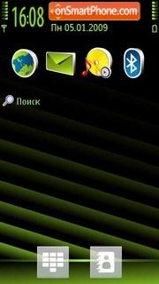 Green Design V5 theme screenshot