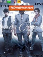 Jonas Brothers Album es el tema de pantalla
