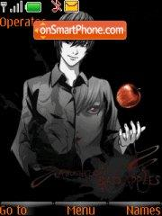 Kira Death Note theme screenshot