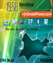 Vista Ultimate V2 def theme screenshot