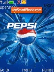 Скриншот темы Pepsi