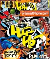 Hip Hop 02 es el tema de pantalla