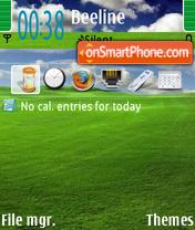 Bliss 03 es el tema de pantalla