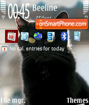 Cat v3 st tema screenshot