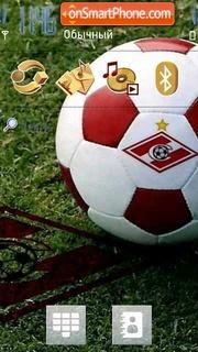 Spartak 02 es el tema de pantalla
