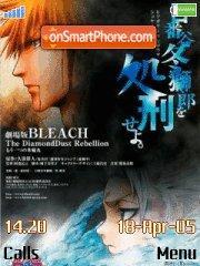 Bleach es el tema de pantalla