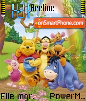 The Pooh and Family Screenshot