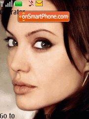 Jolie theme screenshot