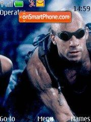 Riddick Theme-Screenshot