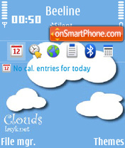 Clouds 02 Screenshot