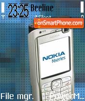 N70 01 theme screenshot