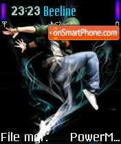 Dance V2 es el tema de pantalla
