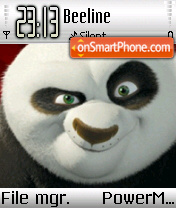 Kungfu Panda 01 Screenshot