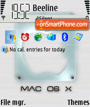 Mac v2 01 theme screenshot