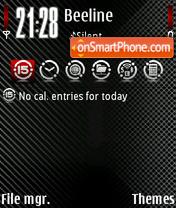 Raven H1 theme screenshot