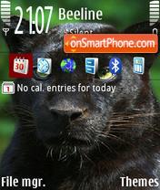 Pantera st theme screenshot