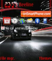 Porsche 922 Theme-Screenshot