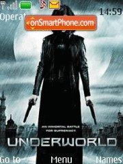 Underworld theme screenshot