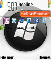 Windows Animated by LCFone theme screenshot