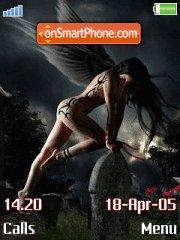 Dark Angels es el tema de pantalla