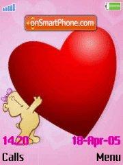 Hearts es el tema de pantalla