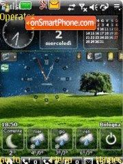 Vista theme screenshot