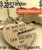 Unlock My Heart es el tema de pantalla