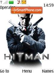 Hitman Ver4 es el tema de pantalla