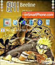 Naruto Shippuden 05 es el tema de pantalla