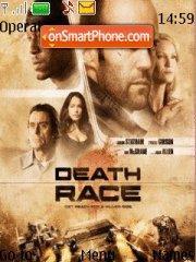 Death Race tema screenshot