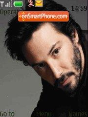 Keanu Reevse theme screenshot