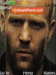Jason Statham theme screenshot