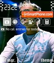Armin Tiesto theme screenshot