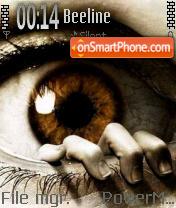 Gothic Eye es el tema de pantalla