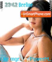 Скриншот темы Shilpa Shetty 01