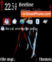 Blood Rayne 01 theme screenshot