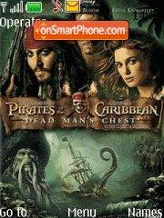 Pirates of the Caribbean Theme-Screenshot