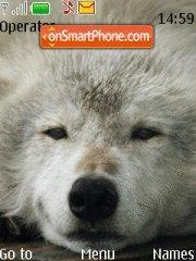 Smug Wolf theme screenshot