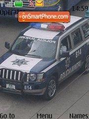 Jeep Patriot tema screenshot