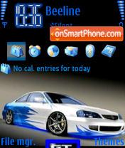 Nissan Gtr Tuned 01 es el tema de pantalla