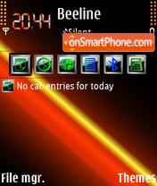 Simple 01 theme screenshot