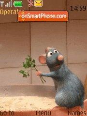 Ratatouille 01 theme screenshot