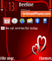 14 february def theme screenshot