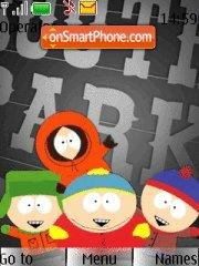 South Park 07 theme screenshot