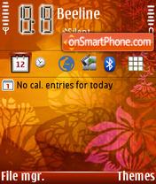 Lamour V1 theme screenshot