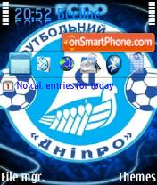 Dnipro theme screenshot