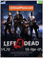 Left 4 Dead es el tema de pantalla