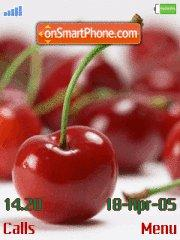 Cherry tema screenshot